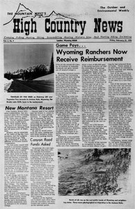 Wyoming ranchers now receive reimbursement