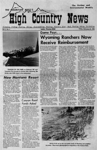 Wyoming ranchers now receive reimbursement