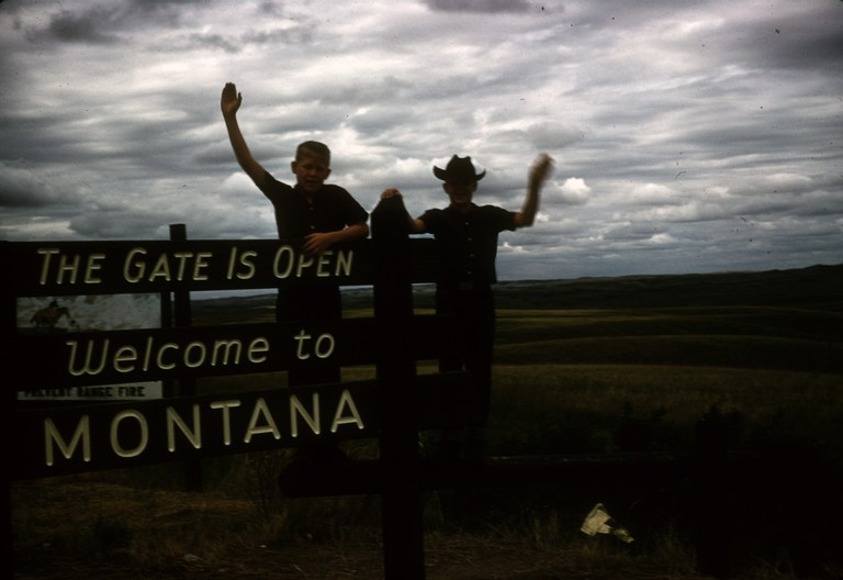 Montana town puts out unwelcome mat — High Country News