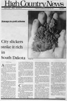 City slickers strike it rich in South Dakota