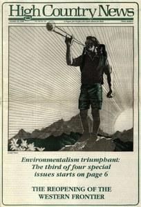 Environmentalism triumphant