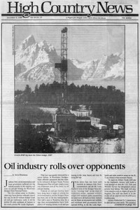Oil industry rolls over opponents