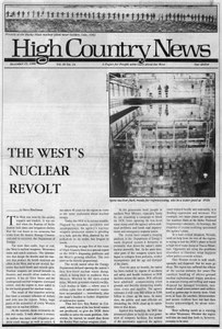 The West's nuclear revolt