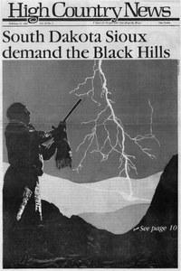 South Dakota Sioux demand the Black Hills