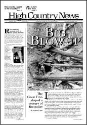 The Big Blowup