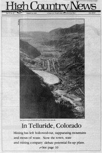 In Tulluride, Colorado ...