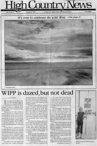 WIPP is dazed, but not dead