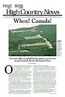 Whoa! Canada!