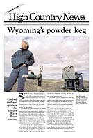 Wyoming's powder keg