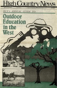 HCN's Annual Guide to Outdoor Education in the West