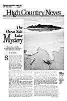The Great Salt Lake Mystery