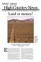 Land or money?