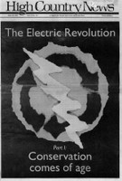 Special Issue: Part 1 of The Electric Revolution