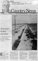Arizona's water disaster