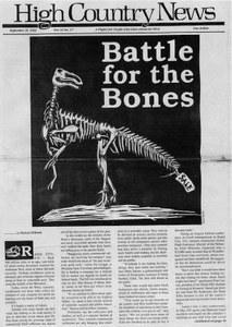 Battle for the Bones