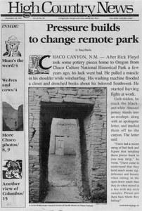 Pressure builds to change remote park