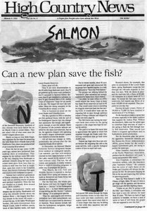 Salmon: Can a new plan save the fish?