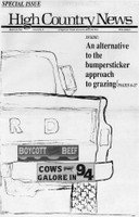 Special issue: An alternative to the bumpersticker approach to grazing