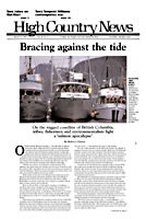 Bracing against the tide