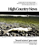 'Sound science' goes sour