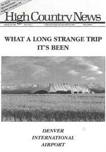 What a long strange trip it's been