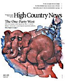 The One-Party West