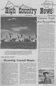 Wyoming Council meets ... new director named