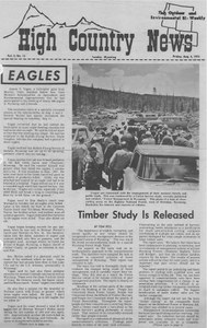 Timber study is released