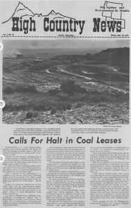 Calls for halt in coal leases