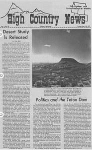 Desert study is released