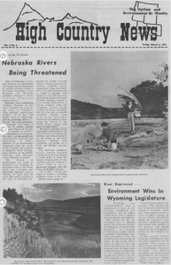 Nebraska rivers being threatened
