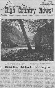 Dams may still go in Hells Canyon