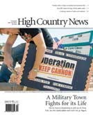 A Military Town Fights for its Life