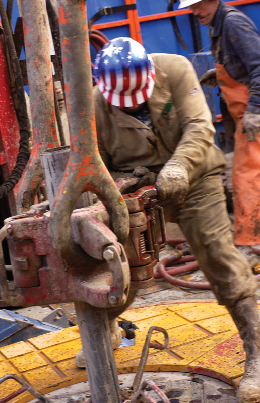 Disposable workers of the oil and gas fields — High Country News
