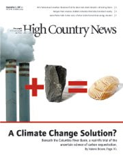 A Climate Change Solution?