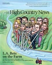 L.A. Bets on the Farm