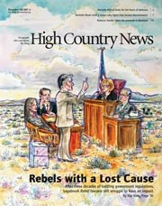Rebels with a Lost Cause
