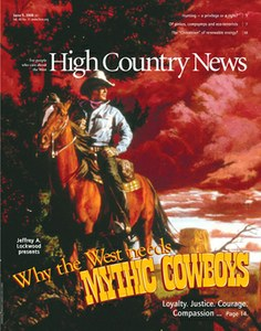Why the West needs Mythic Cowboys