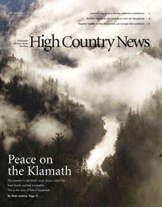 Peace on the Klamath