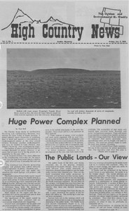 Huge power complex planned