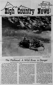 The Flathead - a wild river in danger
