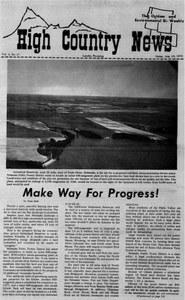 Make way for Progress!