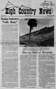 "Timber industry ""calls shots"""