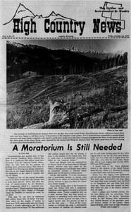 A moratorium is still needed