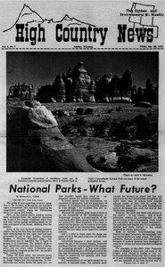 National Parks - what future?