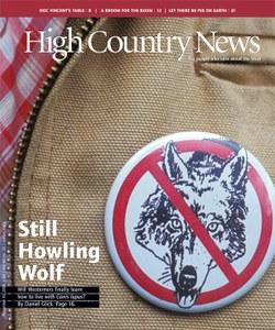 Still Howling Wolf