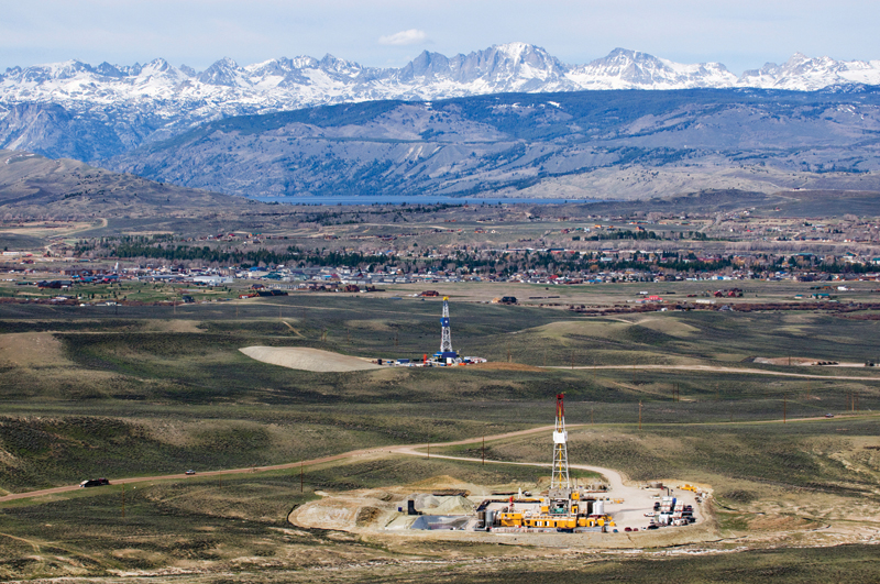 Pinedale Natural Gas
