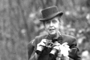 Conservation's First Lady