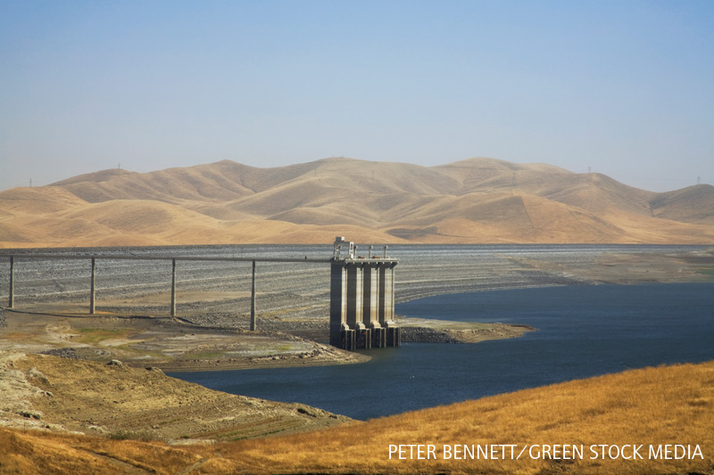 The cadillac of california irrigation districts high for San luis reservoir fishing