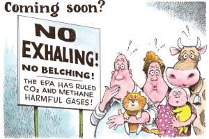 The EPA rides again